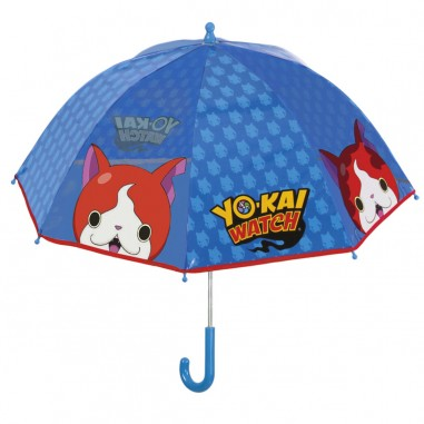 PARAPLUIE ENFANT TRANSPARENT YO KAI  WATCH