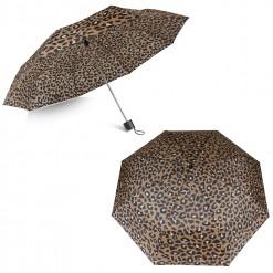 Mini parapluie léopard