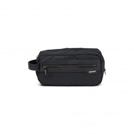 Trousse textile noire 25X12cm