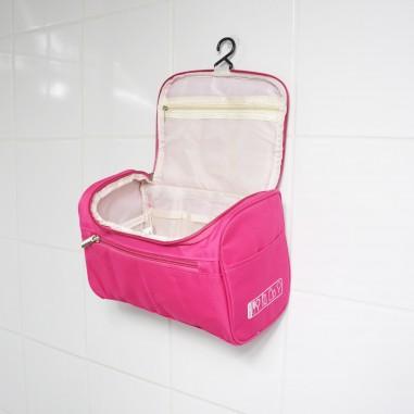 Vanity Trousse de toilette à pendre rose