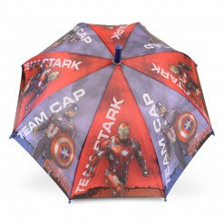 PARAPLUIE ENFANT CAPTAIN AMERICA AUTOMATIQUE